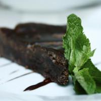 Французский шоколадный десерт