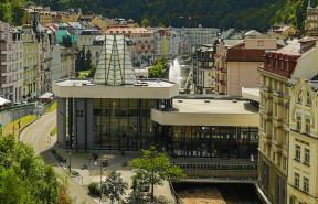Kolonady V Karlovych Varech Karlovy Vary