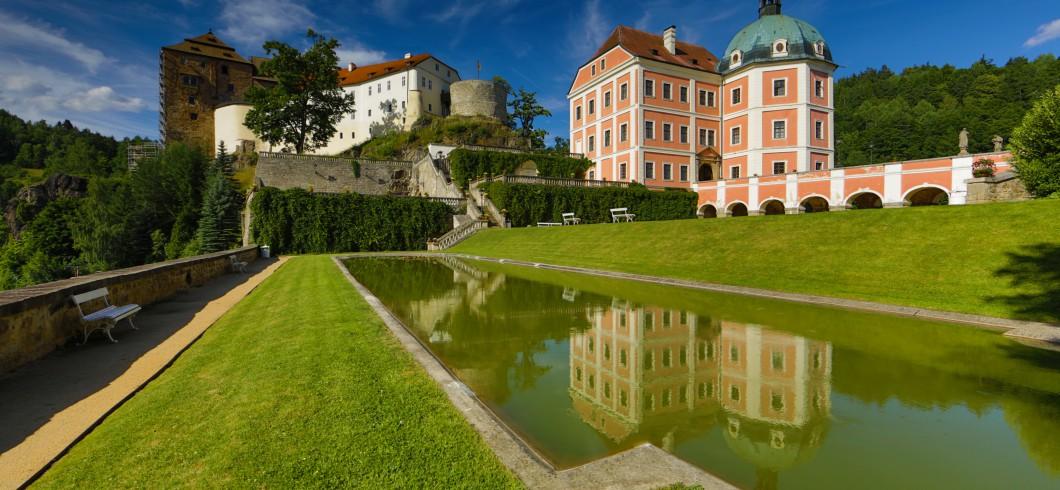 Zámek a hrad Bečov