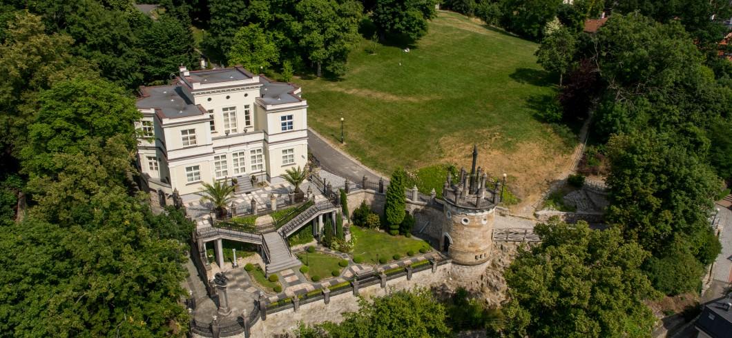 Vila Lützow Karlovy Vary/Lützow's Villa/Vila Lützow/Вилла «Лютцов»/吕措别墅/فيلا لوتزوف