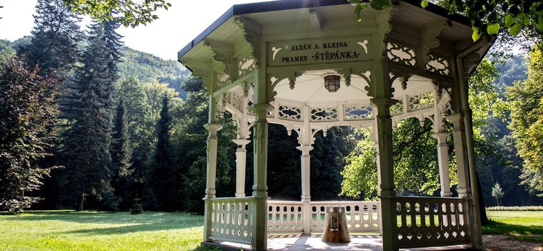 Altán Aloise Kleina/Alois Klein's Arbour/Alois-Klein-Pavillon/Беседка Алоиса Клайна/阿洛伊斯·克莱因亭/شرفة الويس كلاين