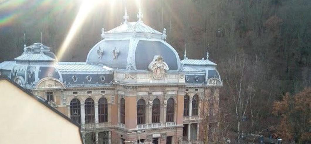 Císařské lázně ožijí výstavou o architektuře