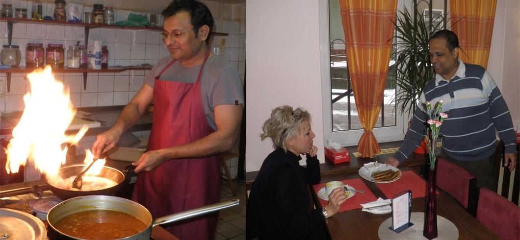 Indická restaurace TANDOOR - Karlovy Vary