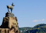 Vyhlídka Jelení skok/Deer Jump Lookout/Aussicht Hirschsprung/Смотровая площадка «Олений прыжок»/麋鹿跳台之瞭望台/مرصد الغزال الواثب